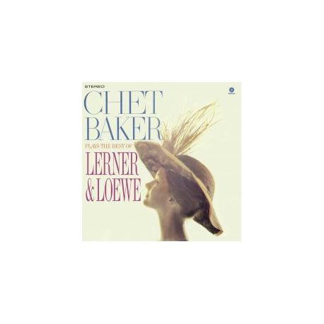CHET BAKER : LP Plays the best of Lerner & Loewe +1Bonus