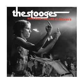 STOOGES (the) : LPx2 Live at Ungano's