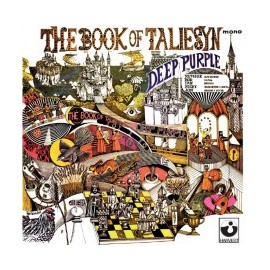 DEEP PURPLE : LP Book of Taliesyn