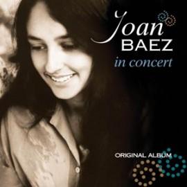 BAEZ Joan : LP In Concert