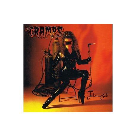 CRAMPS (the) : CD Flamejob