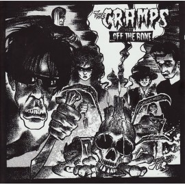 CRAMPS (the) : CD …Off The Bone