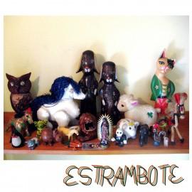 ESTRAMBOTE : Estrambote