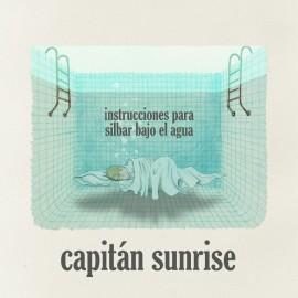 CAPITAN SUNRISE : CD Instrucciones Para Silbar Bajo El Agua