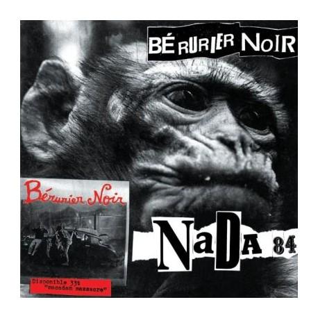 BERURIER NOIR : Nada 84