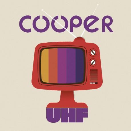 """COOPER (ESP) : 12""""EP UHF"""