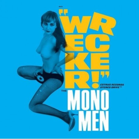 MONOMEN : LP The Wrecker