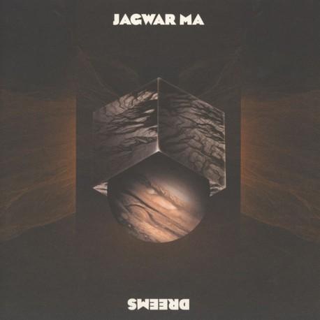 """JAGWAR MA : 12""""EP The Throw"""