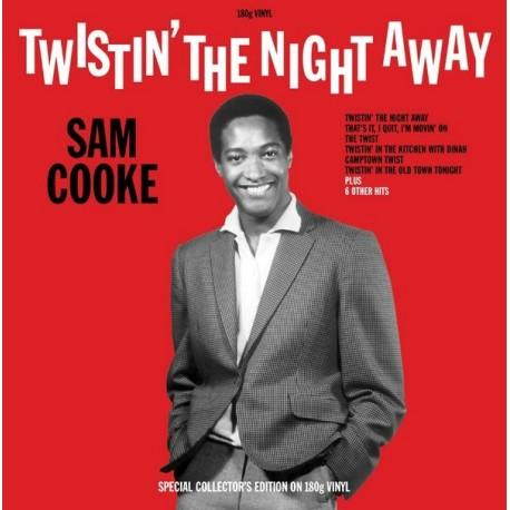 SAM COOKE : LP Twistin' The Night Away