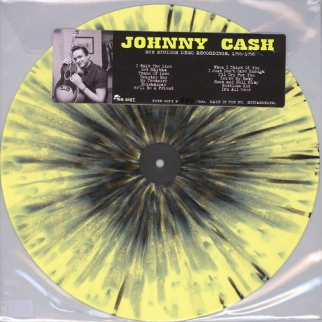 JOHNNY CASH : LP Sun Studios Demo Recordings 1955/56