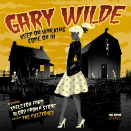 GARY WILDE : Keep On Walking EP