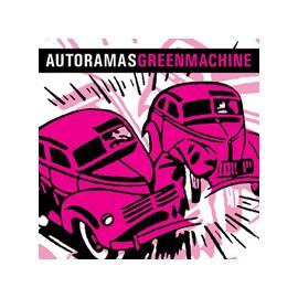 SPLIT AUTORAMAS / GREEN MACHINE