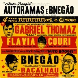 """AUTORAMAS, B NEGAO : 10""""EP Auto Boogie"""