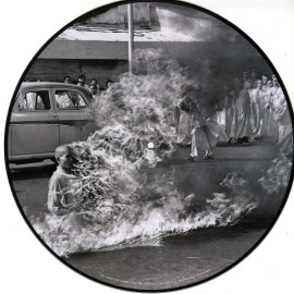 RAGE AGAINST THE MACHINE : LP Rage Against The Machine (20th Anniversary picture disc edition)
