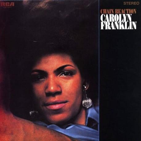 FRANKLIN Carolyn : LP Chain Reaction