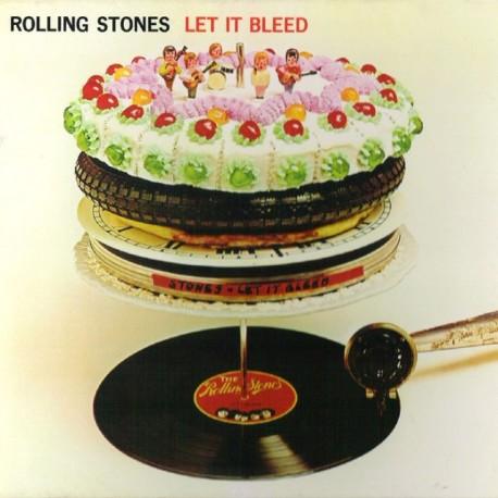 ROLLING STONES (the) : LP Let It Bleed