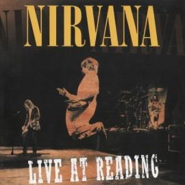 NIRVANA : CD Live At Reading