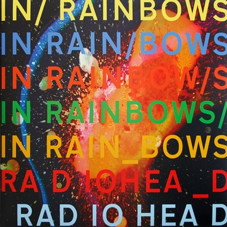 RADIOHEAD : LP  In Rainbows