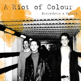 A RIOT OF COLOUR : CD Everywhere a Maltby