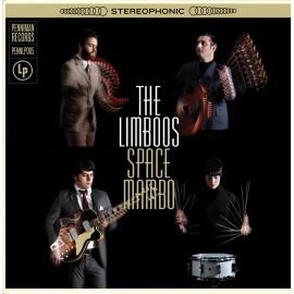 LIMBOOS (the) : LP Space Mambo