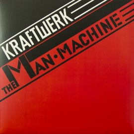 KRAFTWERK : LP The Man•Machine