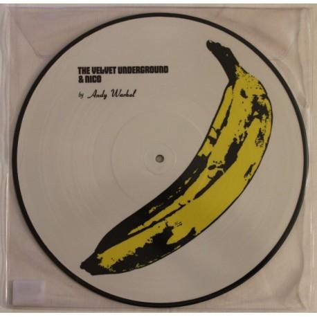 VELVET UNDERGROUND (the) : LP Picture The Velvet Underground & Nico