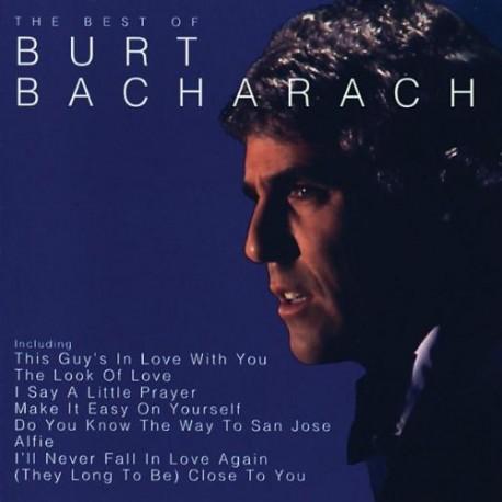 BACHARACH Burt : CDThe Best Of