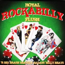 VARIOUS : CDx3 Royal Rockabilly Flush