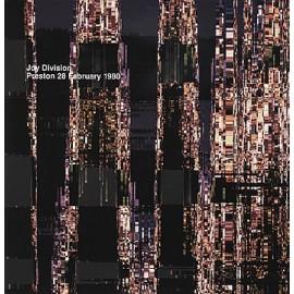 JOY DIVISION : LP Preston 28 February 1980