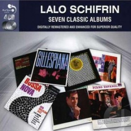 SCHIFRIN Lalo : CDx4 Seven Classic Albums