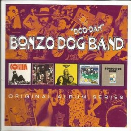 BONZO DOG BAND : CDx5 Original Album Series