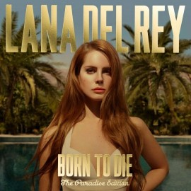 LANA DEL REY : LP Born To Die - The Paradise Edition