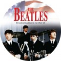 BEATLES (the) : LP Picture Broadcasting Live in the USA 1964