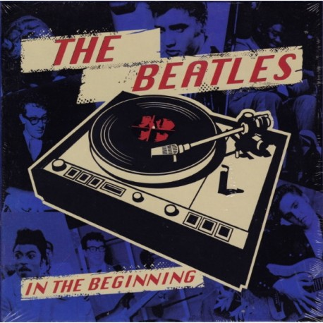 "BEATLES (the) : 7""EPx5 In The Beginning"