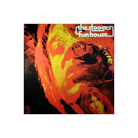 STOOGES (the) : LP Fun House