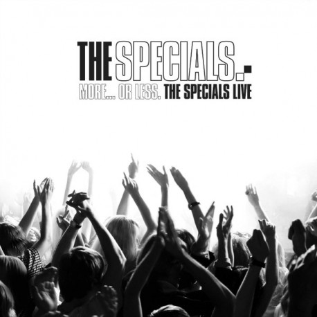 SPECIALS (the) : LPx2 More... Or Less. - The Specials Live