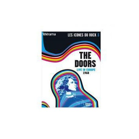 2nd HAND / OCCAS : DOORS (the) : DVD Live In Europe 1968