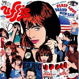 "UFFIE : 12""EP F1rst Love"