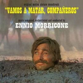 MORRICONE Ennio : LP Vamos A Matar, Compañeros