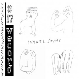 """INANIEL SWIMS : 12""""EP S/T"""