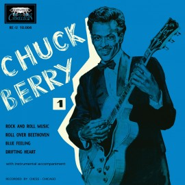 BERRY Chuck : Rock and roll music
