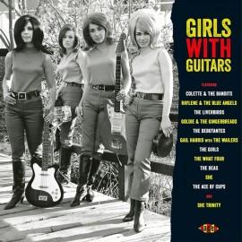 VARIOUS : LP Girls With Guitars