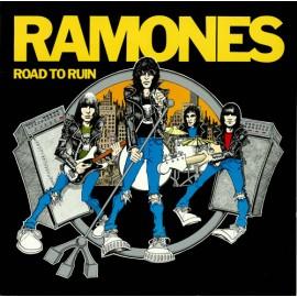 RAMONES (the) : LP Road To Ruin