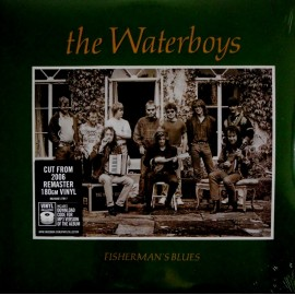 WATERBOYS (the)  : LP Fisherman's Blues