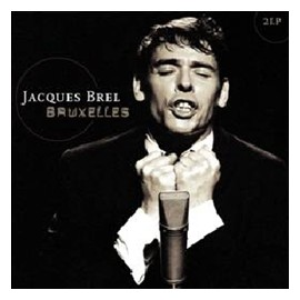 BREL Jacques : LPx2 Bruxelles