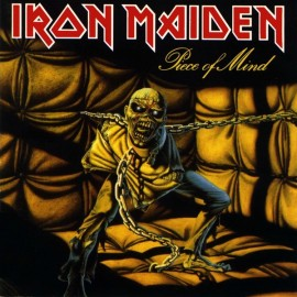IRON MAIDEN : LP Piece Of Mind