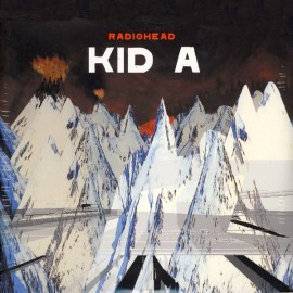 "RADIOHEAD : 10""EPx2 Kid A"
