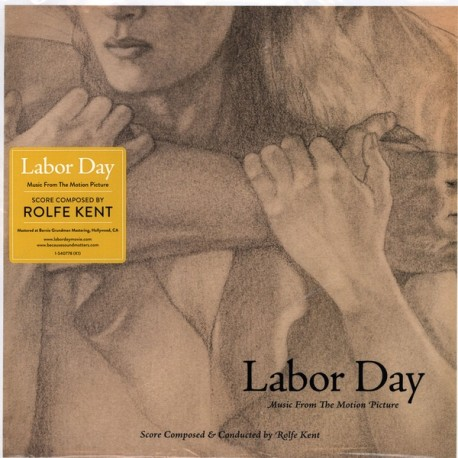 KENT Rolfe : LP Labor Day
