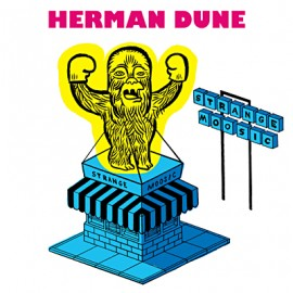 HERMAN DUNE : CD+BOOK Strange Moosic