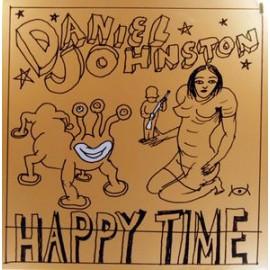 DANIEL JOHNSTON : Happy Time